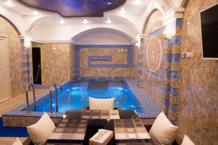Оазис, гостиничный комплекс