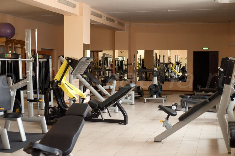 Gym House, спортивный клуб